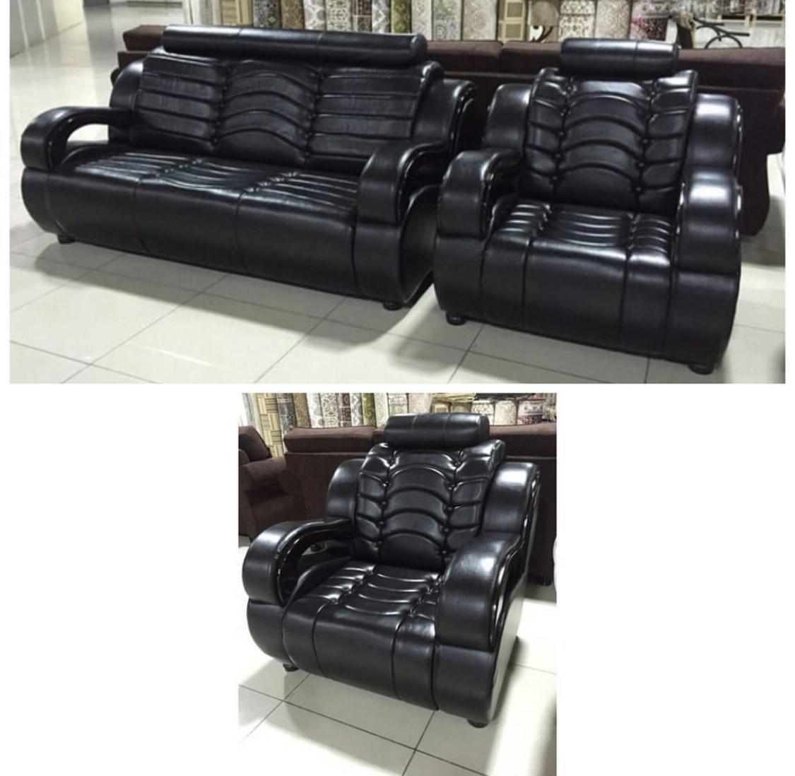 Модель Султан диван раскладной с двумя креслом