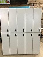 Шкафчики для одежды на 10 персон, фото 1