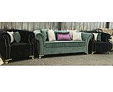 Милан 2 комплект диван и 2 кресло, фото 2