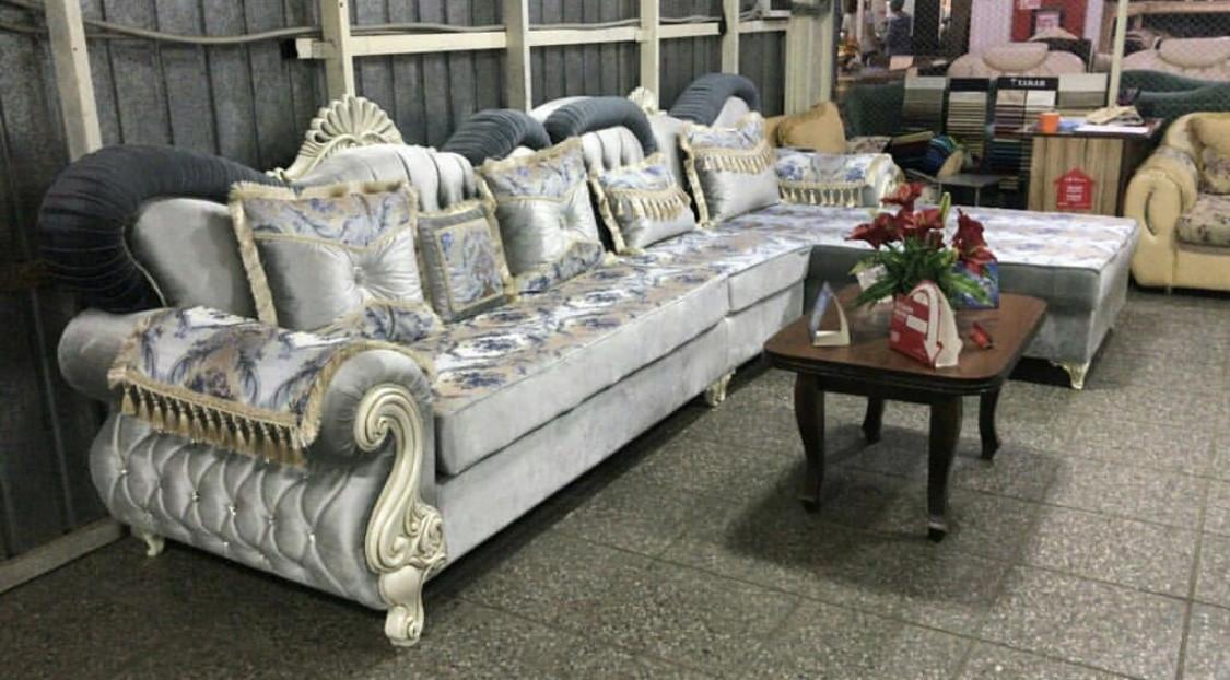 Крал угловой диван раскладной из 3 частей