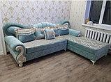 Крал угловой диван раскладной из 3 частей, фото 6