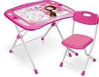 Комплект детской мебели (арт. NKP1) маленькая принцесса, фото 1