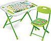 Комплект детской мебели (арт. NKP1) веселая азбука