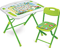 Комплект детской мебели (арт. NKP1) веселая азбука, фото 1