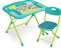Комплект детской мебели (арт. NKP1) пушистая азбука, фото 1