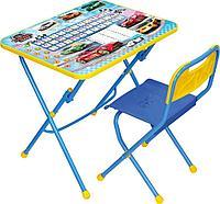Комплект детской мебели (арт. КПУ1/15) большие гонки
