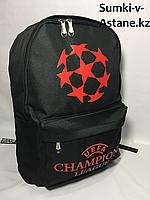 Спортивный рюкзак CHAMPIONS LEAGUE. Высота 41 см,ширина 30 см, глубина 16 см., фото 1