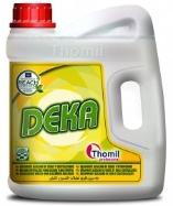 Щелочной растворитель для восковых и кристаллизированных покрытий 4л Deka