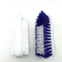 Щетка для одежды синяя 3361