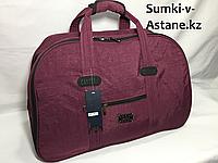 Дорожная сумка среднего размера Cantlor. Высота 37 см, ширина 55 см, глубина 25 см., фото 1