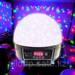 Диско -шар, свето музыка