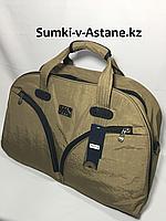 Дорожная сумка среднего размера Cantlor.Высота 38 см, ширина 57 см, глубина 25 см.