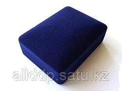 Синяя подарочная коробочка