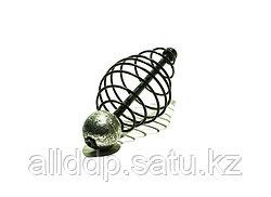 Кормушка-грузило пружинное 6 см