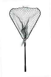 Сачок рыболовный, треугольный
