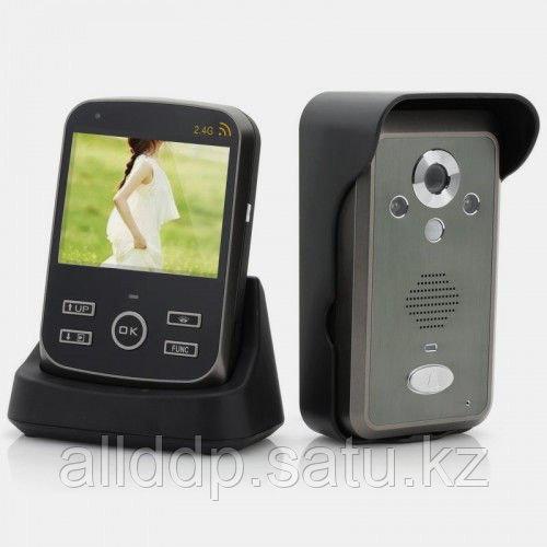 Беспроводной видео домофон - Kivos - KDB301