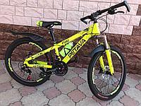Подростковый велосипед PETAVA 24