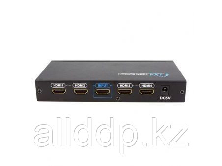 "Разветвитель ""HDMI 3D Spliter 4 Port High 1080P / HDMI 1.4 Compatible,25 MHz - 165 MHz  M:IX4"""