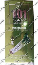 Шампунь 101 против выпадения волос, экстрактом лука