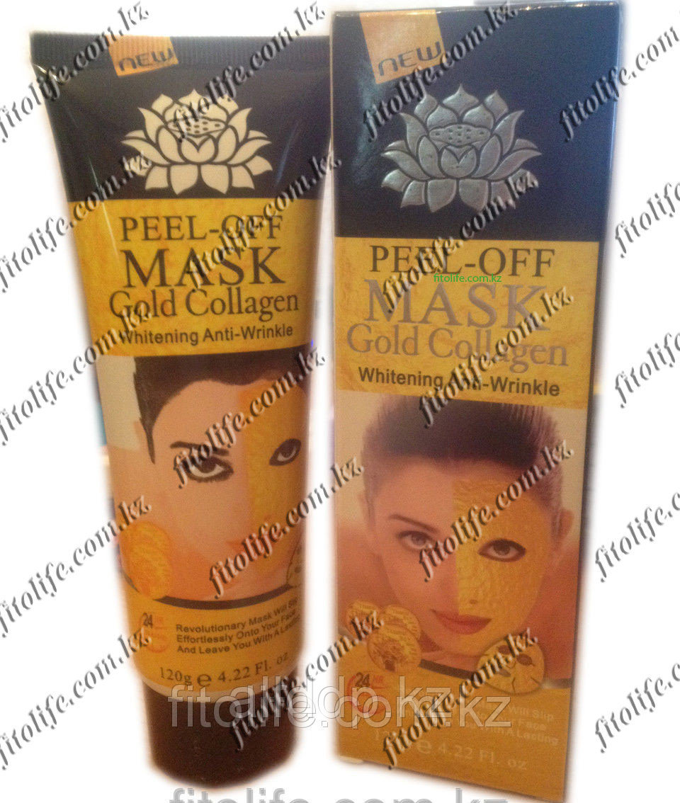 Peel-off маска Gold Collagen