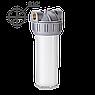 Проточный фильтр для очистки воды Барьер Н101Р00, фото 2
