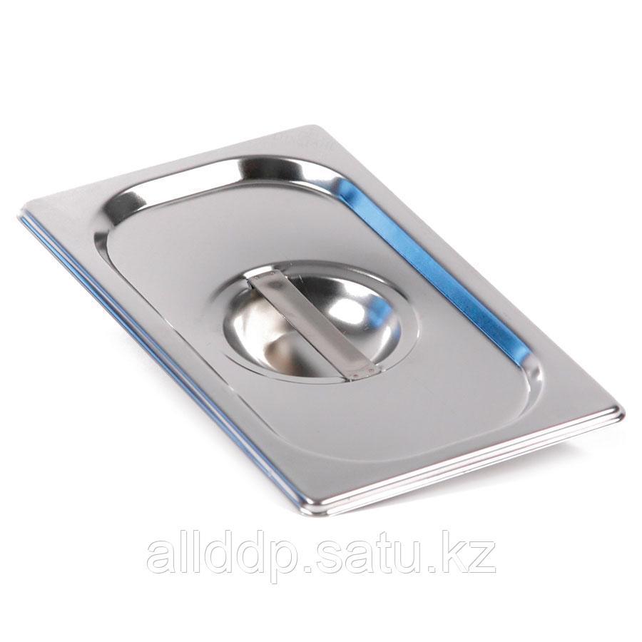 Крышка для гастроемкости GN 1\3, нерж.сталь, 0,8 мм