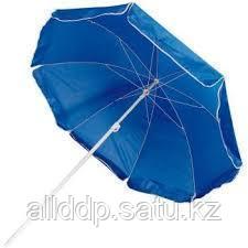 Зонт пляжный диаметр 1,8 м, мод.601BB (синий)