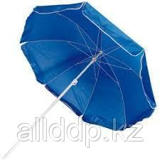 Зонт пляжный диаметр 1,5 м, мод.602BB (синий)