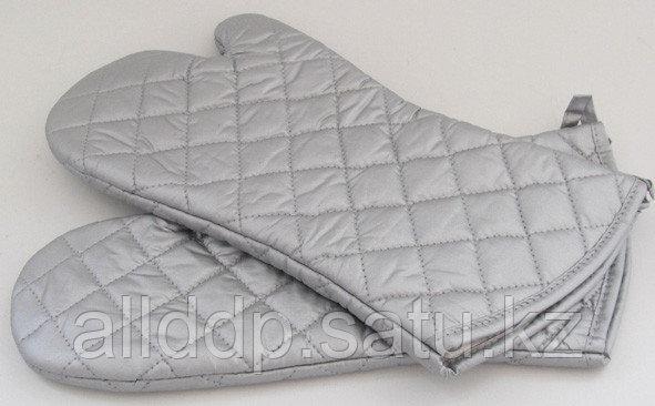 Прихватка-рукавица для горячего, 35 см
