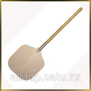 Цельная лопата для пиццы с деревянной ручкой, 30*80 см