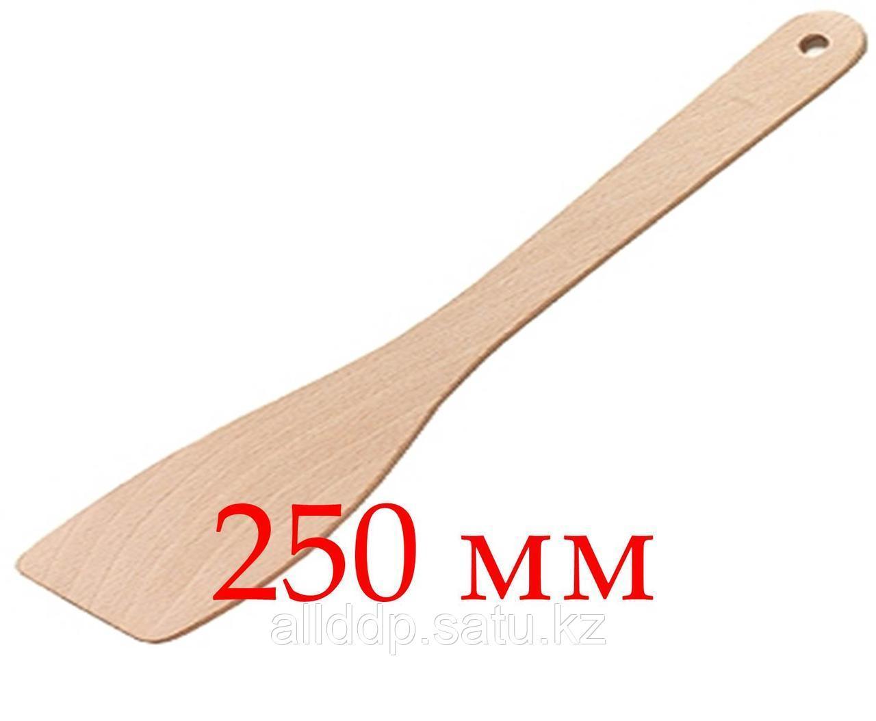 Лопатка деревянная, 250 мм