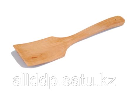 Кухонная лопатка, деревянная, 200 мм