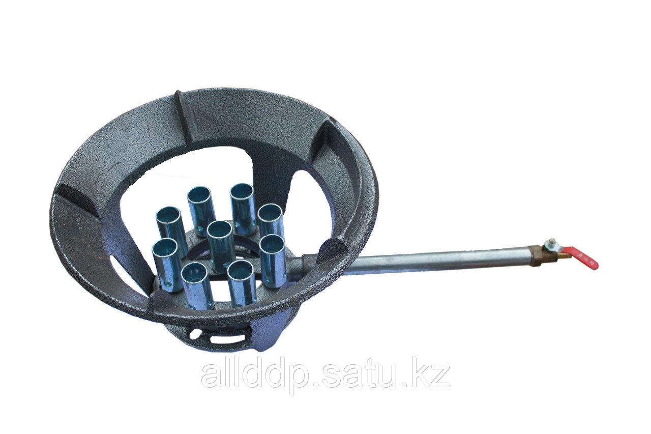 Газовая горелка для казана и вок, D 30см