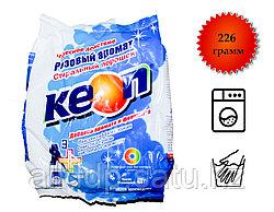 """Стиральный порошок """"KEON"""", розовый аромат, 226 гр"""