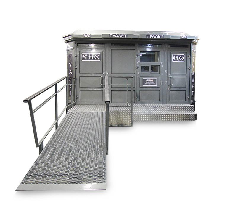 Классика 302СИ (автономный / 2 места / служебное помещение / инвалидный)