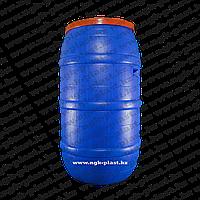 80л литровый бочок (крышка не закручивается)