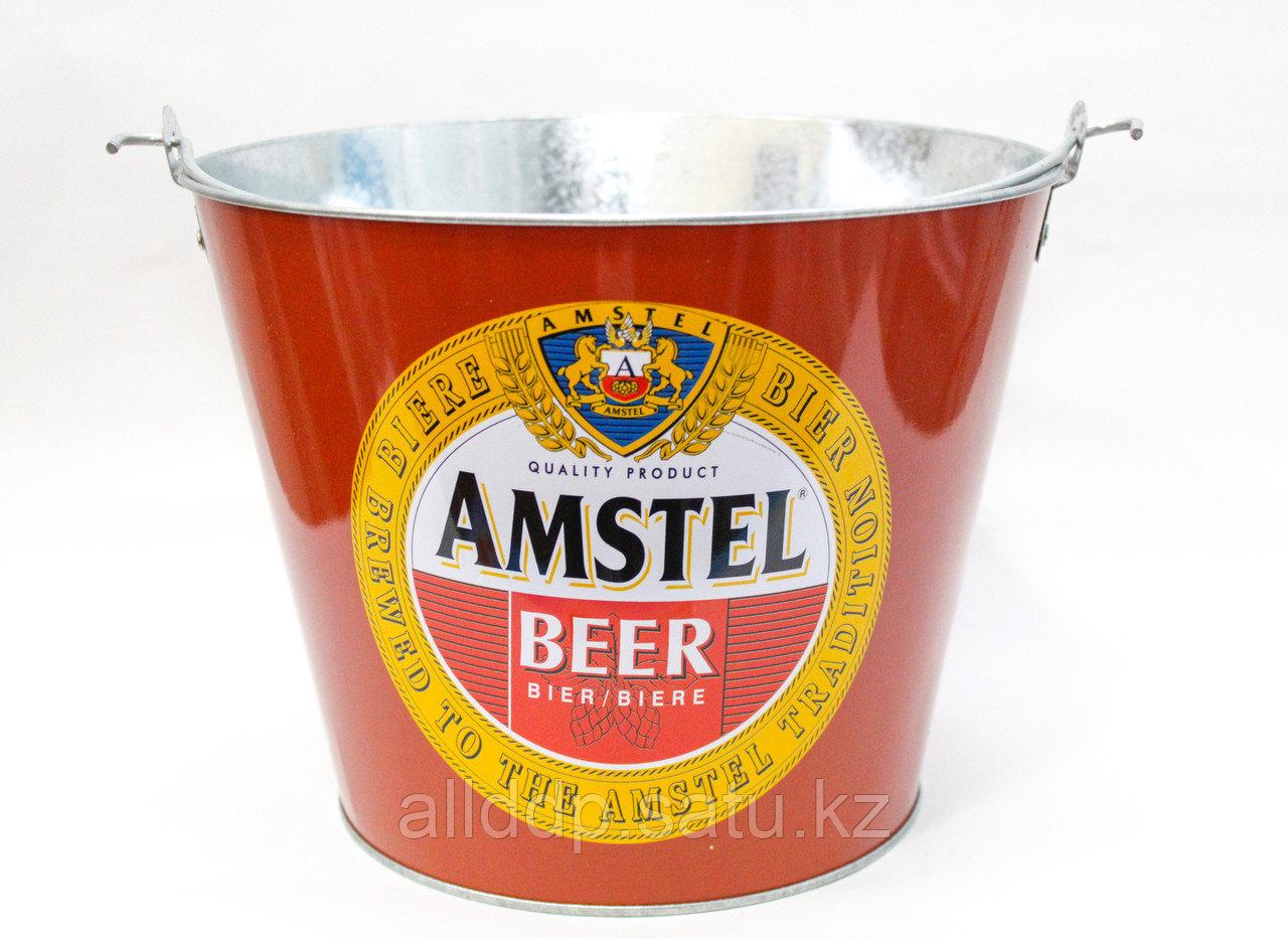 """Ведро для пива,""""Amstel"""" 20 см"""