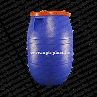 60 литровый бочок (крышка не закручивается)