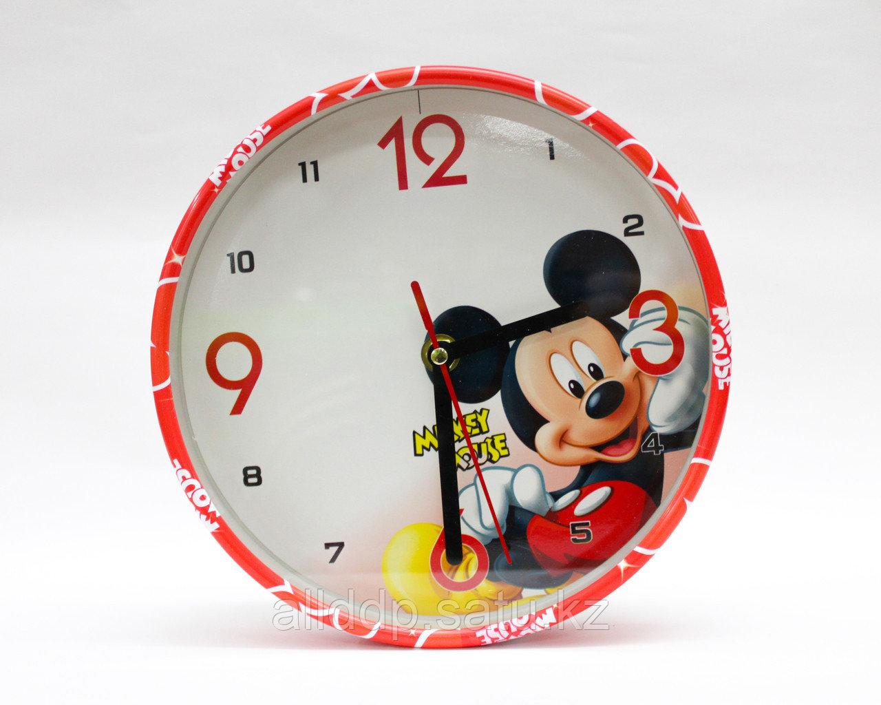 """Детские часы """"Мики маус"""", 15 см"""