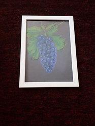 "Картина ""Гроздь винограда"""
