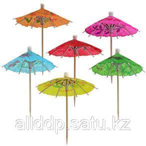 Зонтики для коктейлей, 10 шт.