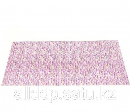 0637 FISSMAN Комплект из 4 сервировочных ковриков на обеденный стол 45x30 см (ПВХ)