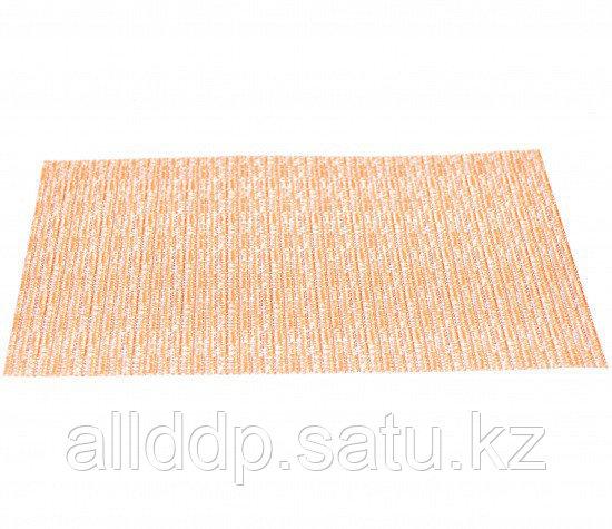 0638 FISSMAN Комплект из 4 сервировочных ковриков на обеденный стол 45x30 см (ПВХ)