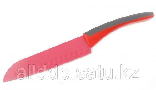 2310 FISSMAN Сантоку нож KAMAGATA 18 см (нерж. сталь с покрытием)