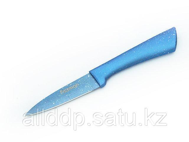 2330 FISSMAN Овощной нож LAGUNE 9 см (нерж. сталь с цветным покрытием)