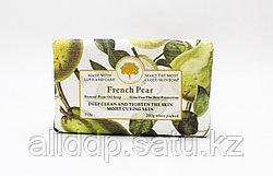 Парфюмерное мыло «Французская груша», 200 гр