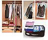 Вакуумный пакет для одежды на вешалке, 90*60 см, фото 2