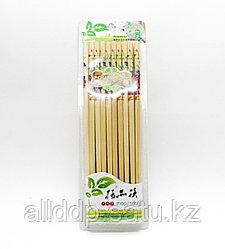 Бамбуковые палочки для еды, 20 шт.