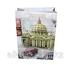 """Пакет подарочный, """"Рим"""", 52*40 см"""