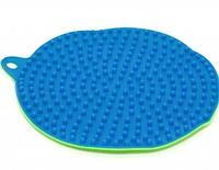 7248 FISSMAN Подложка для горячей посуды 19 см с присосками круглая (силикон)